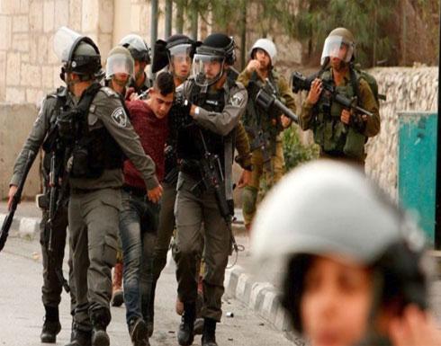 الاحتلال يشن حملة اعتقالات في الضفة والقدس المحتلتين
