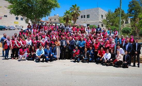 200 الف أردني وسوري استفادوا من برنامج الصحة المجتمعية والإسعاف الأولي