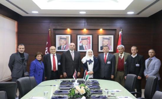 """اتفاقية تعاون مشتركة بين """" الشرق الأوسط """" وهيئة تنشيط السياحة"""