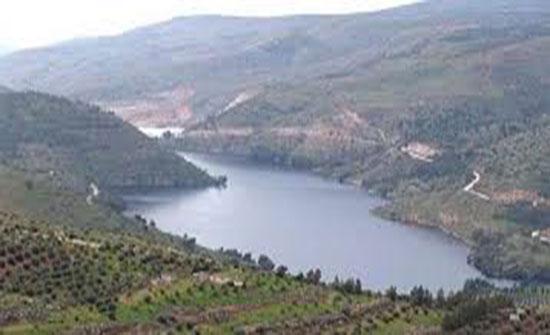 مدير زراعة عجلون: 2 مليون متر مكعب كمية المياه المخزنة في سد كفرنجة