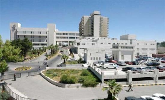نسبة الانجاز في مستشفى الطفيلة تصل إلى 30 بالمئة