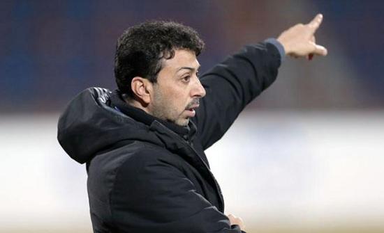 المدرب جمال محمود يقدم استقالته