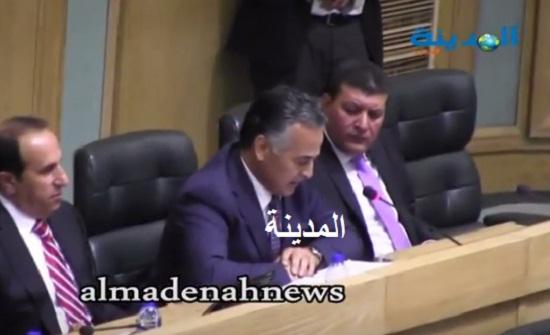 بالفيديو ..  النعيمات : قضية لدى النائب العام حول أراض تم تمليكها لشركة دواجن بأسعار بخسة