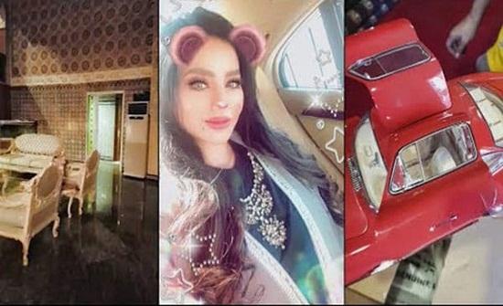 بالفيديو: لجين عمران بجولة في بيت زواجها الأول مع أولادها.. وتتلقى هدية شاهدوا ما هي!