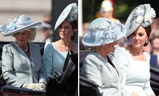 """زوجة الأمير تشارلز لا تحب كيت ميدلتون وتصفها بـ""""الجميلة لكن الجامدة"""""""
