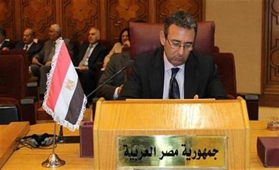 السفير المصري في الأردن يبحث أوضاع العمالة المصرية مع وزير الداخلية