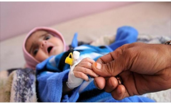 وباء الكوليرا يقتل 242 يمنيا ويصيب 23 ألفا