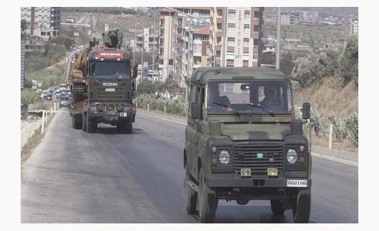 الجيش التركي يقصف مواقع للنظام السوري في ريف حماة