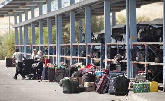 منع 6 فلسطينيين من السفر عبر الأردن