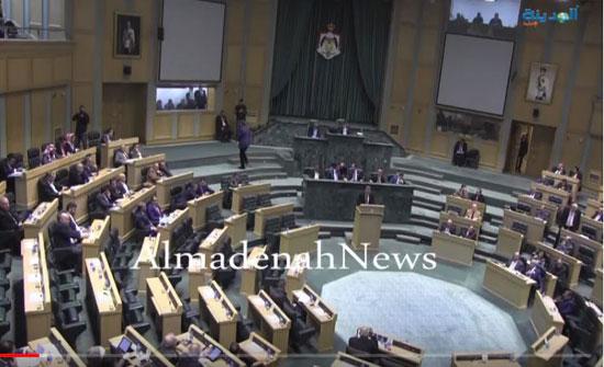 مجلس النواب يوقع مذكرة تفاهم مع دائرة الإحصاءات العامة