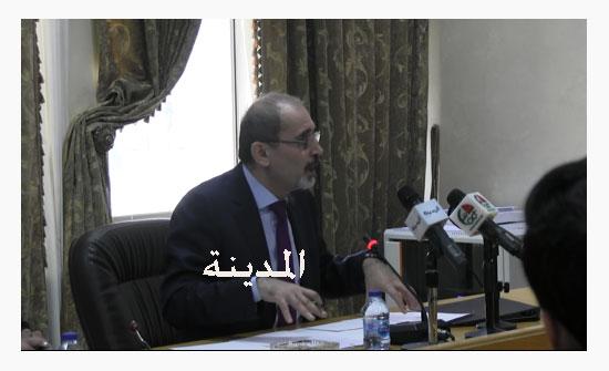 الصفدي : الحل الوحيد لمشكلة قاطني الركبان من النازحين السوريين هو تأمين العودة الآمنة إلى مدنهم
