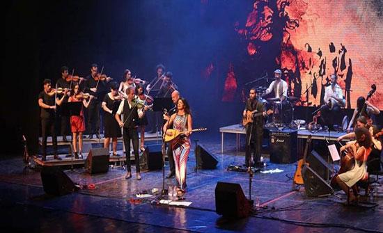 انطلاق مهرجان فلسطين الدولي للرقص والموسيقى ٢٠١٩