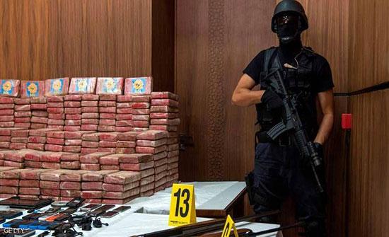 المغرب يفكك شبكة إجرامية دولية.. ويضبط طنا من الكوكايين