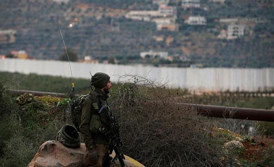 إسرائيل تطلق النار على عناصر من حزب الله على حدود لبنان