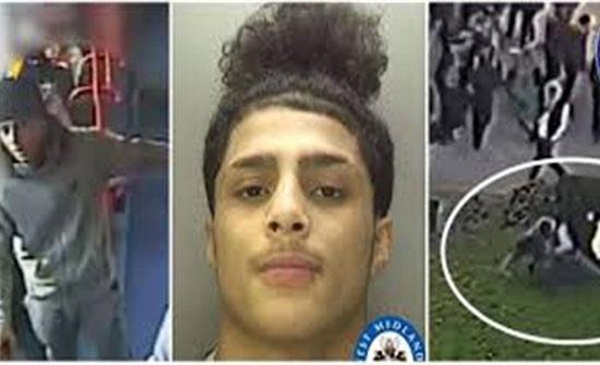 بريطانيا : مراهق يطعن زميله بسكين حتى الموت.. فيديو