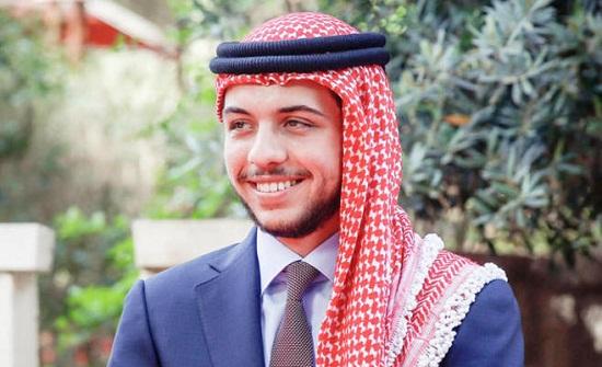 الأمير حسين : مع سندي وأخي هاشم