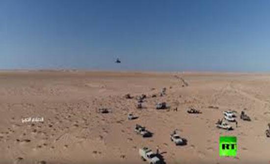 """بالفيديو ..قوات حفتر: ساعة الصفر تقترب لـ""""تحرير"""" طرابلس"""