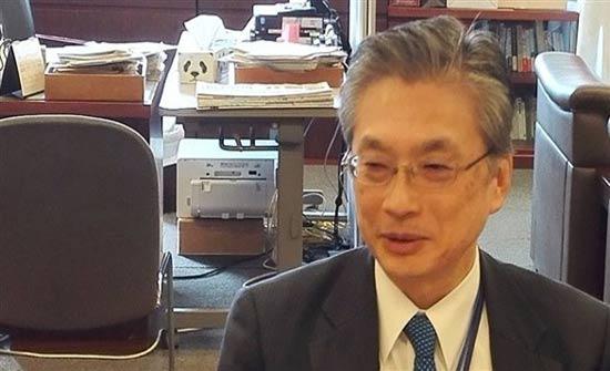 مسؤول ياباني: نقدر دور مصر في المصالحة الفلسطينية ولن ننقل أبداً سفارتنا إلى القدس