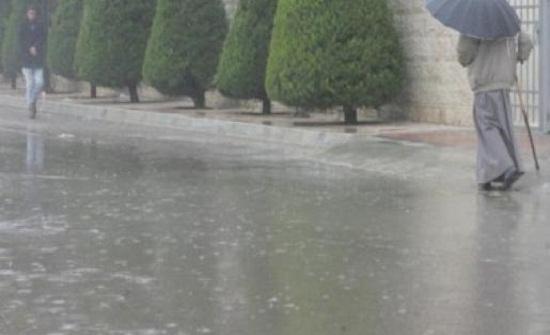الارصاد: صما الاعلى في الهطول المطري 73.7 مليمتر