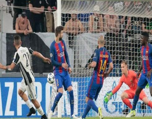 بث مباشر | برشلونة و يوفينتوس - دوري أبطال أوروبا