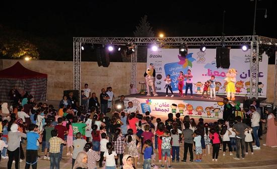 أمسية فنية تراثية لفرقة الفلكلور الأرمني على مسرح  مهرجان صيف عمان