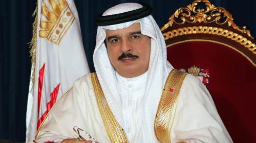 ملك البحرين يبحث ووزير الخارجية الامريكي تطورات المنطقة