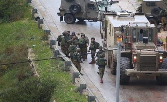 الاحتلال الإسرائيلي يهدم خيمة سكنية بمسافر يطا جنوب الخليل