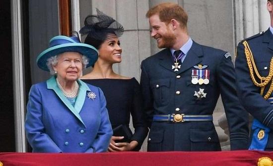 """ما الذي دفع الملكة للتدخل وتحذير هاري من """"سلوك"""" ميغان؟"""