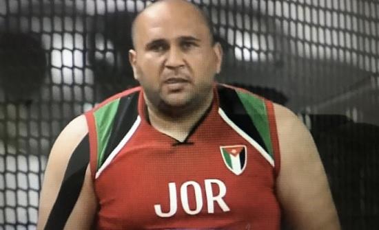 برونزية تاريخية للأردن في بطولة آسيا لألعاب القوى