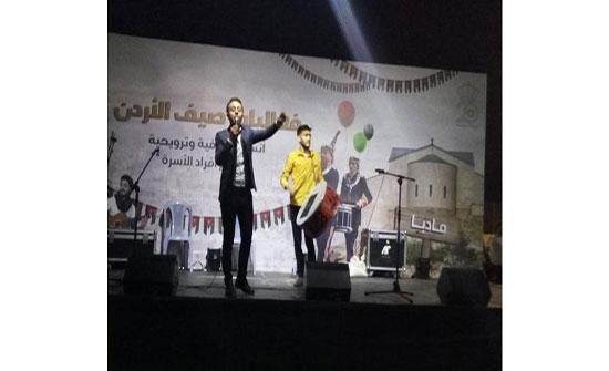 تواصل فعاليات صيف الأردن في مادبا