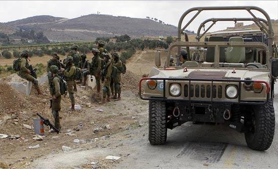الجيش الإسرائيلي ينسحب من مدينة جنين بعد اعتقال 5 فلسطينين