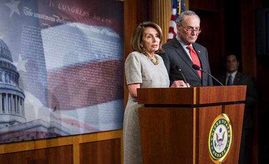 بيلوسي: ترامب لا يملك تفويضا من الكونغرس لشن حرب
