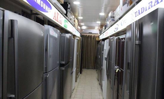 القيسي رئيسا لنقابة تجار الكهرباء والإلكترونيات