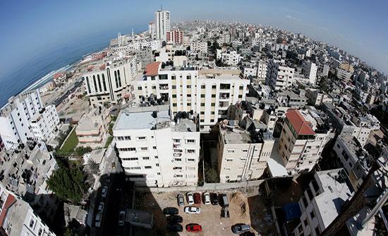 إسرائيل تبني جداراً جديداً على حدود غزة