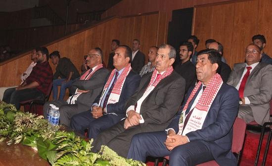 محافظات الجنوب تحتفل بعيد الجلوس الملكي