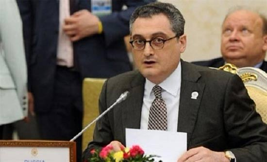 الخارجية الروسية: المحادثات القادمة مع واشنطن حول كوريا الشمالية ستعقد في موسكو