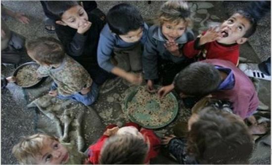 تقرير اممي: 500 مليون شخص يعانون من انعدام الأمن الغذائي بسبب الصراعات