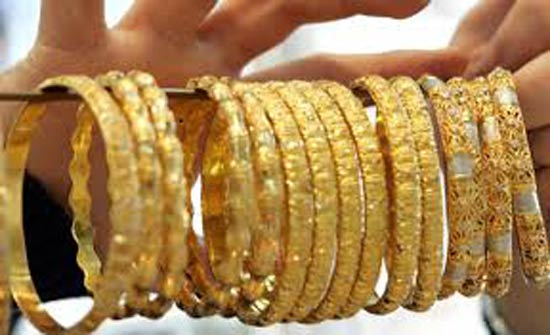 27 دينارا سعر غرام الذهب محليا