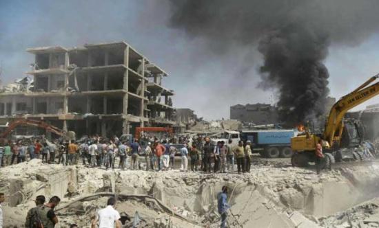 تفجير انتحاري يقتل 4 في منطقة يسيطر عليها الأكراد بشمال شرق سوريا