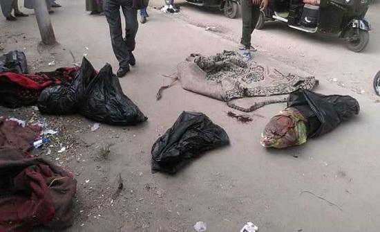 تفاصيل الجريمة التي هزت مصر.. 3 أطفال ذُبحوا ونزعت أحشائهم ثم أُلقوا في القمامة