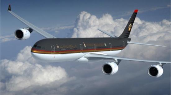 حظر حمل الأجهزة الإلكترونية على متن طائرات ''الملكية'' المتجهة لأميركا