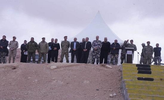 اختتام برنامج المهارات الأساسية للجمارك بالتعاون مع الجيش العربي