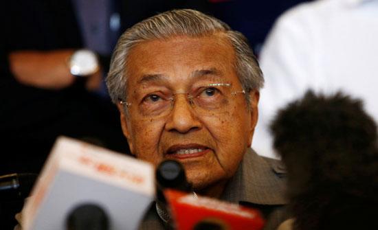مهاتير: سنتصل بدول لاستعادة أموال ماليزيا المنهوبة