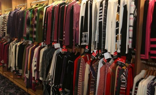 تجار الالبسة والاحذية يترقبون الايام المقبلة لتنشيط المبيعات