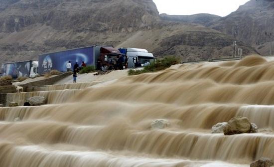 متصرف الكورة يدعو المواطنين للابتعاد عن مجاري الاودية والسيول