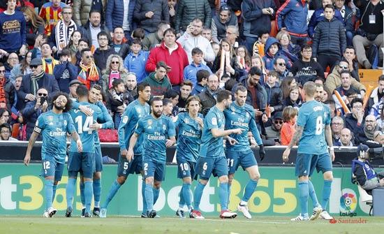 هل يرفع ريال مدريد راية الاستسلام؟