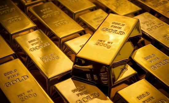 انخفاض اسعار الذهب عالميا