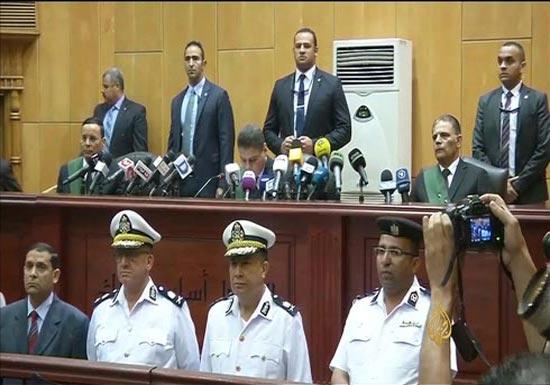 الإعدام لـ13 مصرياً بموجب حكم أولي من محكمة عسكرية