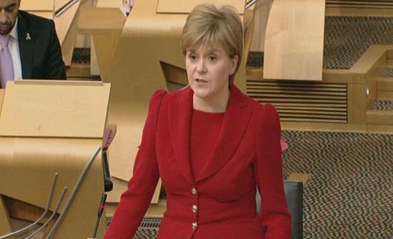 الحكومة البريطانية ترفض طلب إجراء إستفتاء ثان على إنفصال أسكتلندا