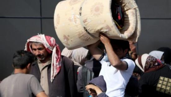 """البنتاغون : سكان الموصل """" دروعا بشرية """" في قبضة داعش"""
